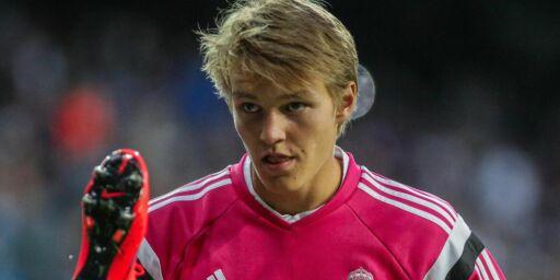 image: FIFA-straff påvirker Ødegaards Real Madrid-framtid