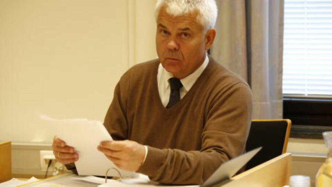 <strong>- HAN ER SYK:</strong> Advokat Thomas Randby sier klienten nekter for å ha noe å gjøre med Tina-drapet. - Han begjærer seg løslatt, sier han. Foto Jacques Hvistendahl  /  Dagbladet