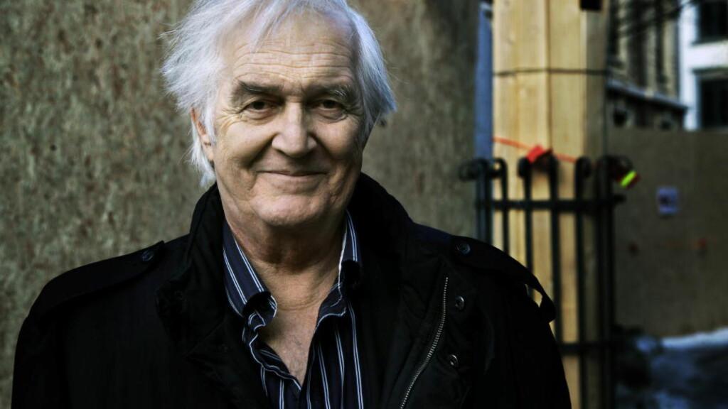 FOLKEKJÆR: Den svenske forfatteren Henning Mankell er død. Han var en folkekjær forfatter. Foto: Steinar Buholm / Dagbladet.