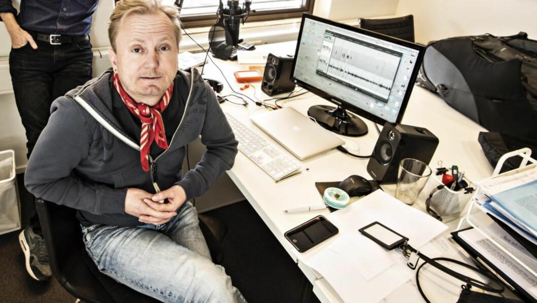 SKRIBENTEN: Hallgeir Opedal er journalist og forfatter. Foto Hans Arne Vedlog / Dagbladet