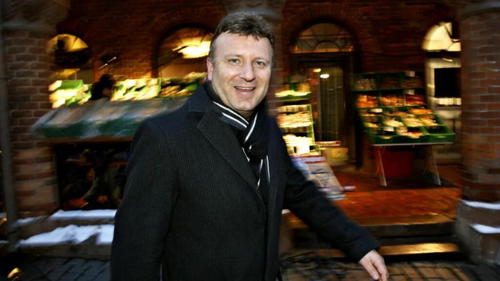 Oslo 20150120.  Dagen redaktør Vebjørn Selbekk.  Foto: Jacques Hvistendahl / Dagbladet
