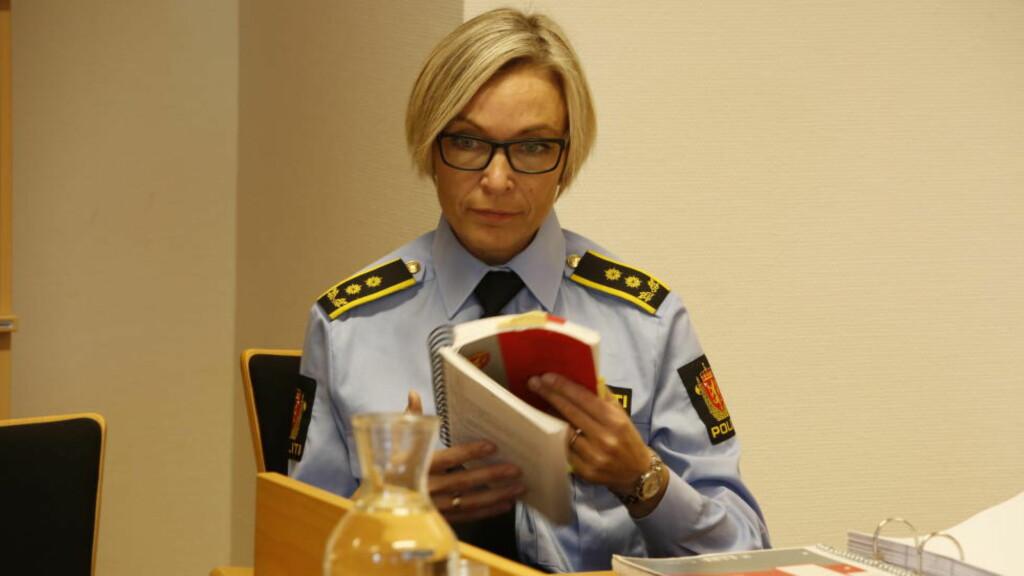 POLITIADVOKAT: Herdis Traa. Foto Jacques Hvistendahl  /  Dagbladet