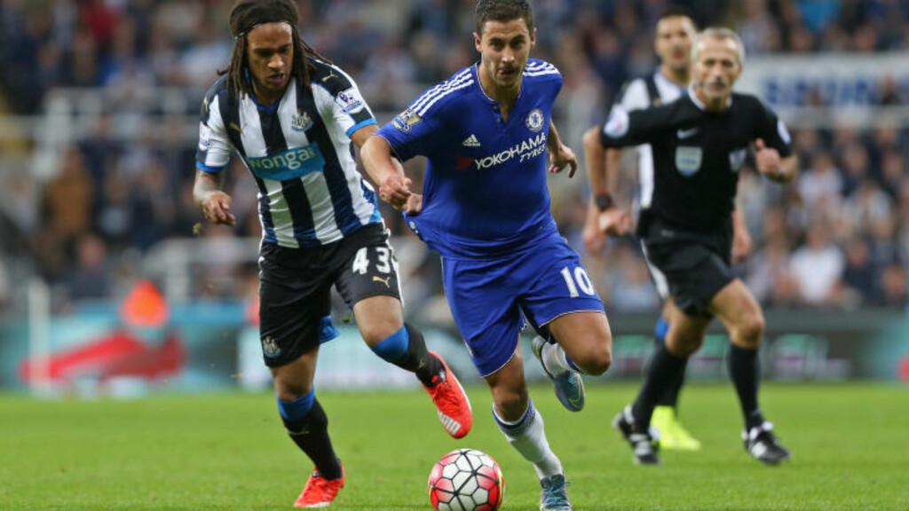 PENGELIGA: Det blir stadig dyrere å lønne Premier League-spillere, og det blir stadig dyrere å se på Premier League-spillere. Reuters / Russell Cheyne