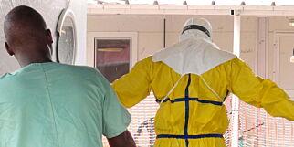 image: Over 100 i karantene etter nytt eboladødsfall