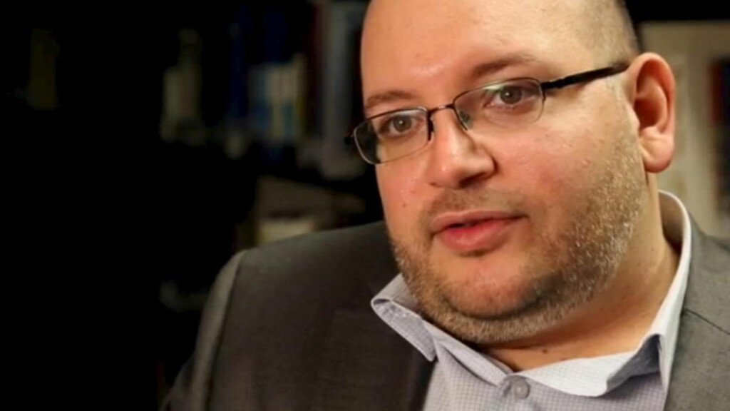 LØSTLATT:  Washington Post-journalist Jason Rezaian har nå forlatt Iran. Foto: REUTERS/Zoeann Murphy