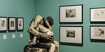 image: Anmeldelse: «Vigeland+Munch» på Munchmuseet