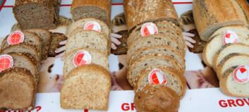Ikke la deg lure, de mørkeste brødene er ikke alltid de groveste