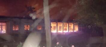 USA bombet sykehus i Afghanistan: - Dette er en innrømmelse av en krigsforbrytelse