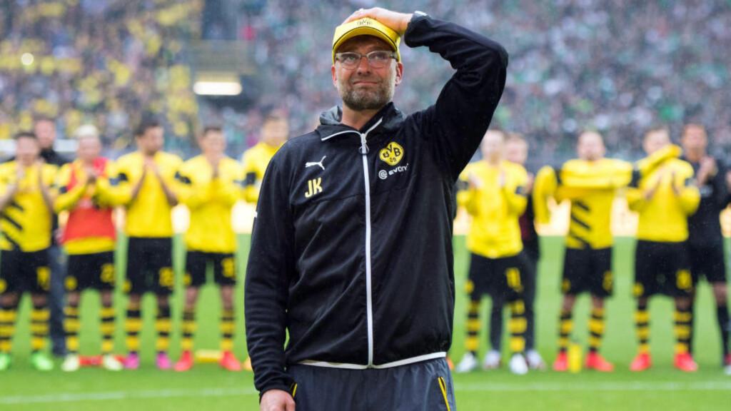 SNART KLAR? Jürgen Klopp kan være Liverpool-manager allerede førstkommende fredag, skal vi tro engelske aviser. Foto: BERNDTHISSEN/dpa/NTB Scanpix