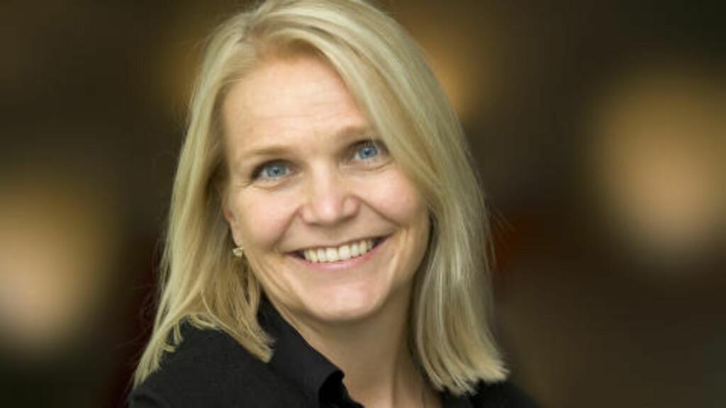 RYDDER OPP: Direktør i Skifte Eiendom, Marit Leganger, sier selskapet tok initiativet til å rydde opp, og nå vil følge alle anbefalingene i revisjonsrapporten. Foto: Skifte eiendom