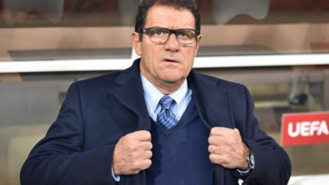 SLAKTER MOURINHO:  Fabio Capello