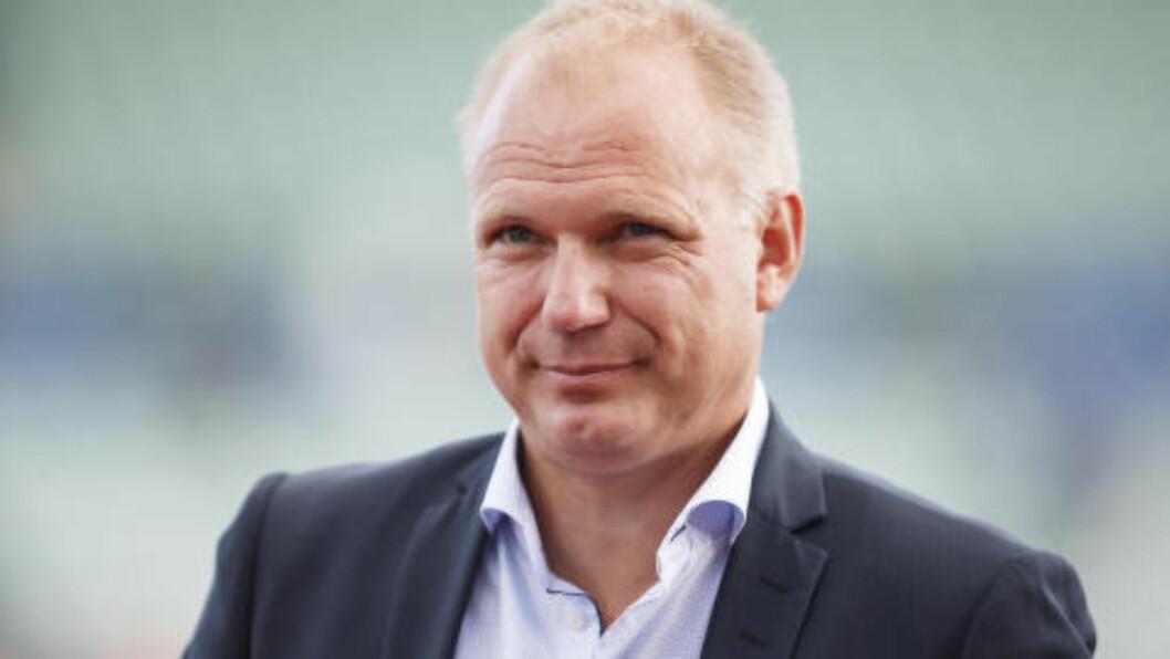 <strong>- ODDS STØRSTE TALENT:</strong> Dag-Eilev Fagermo er ikke i tvil om at Rafik Zekhnini er et enormt talent. Foto: Berit Roald / NTB Scanpix