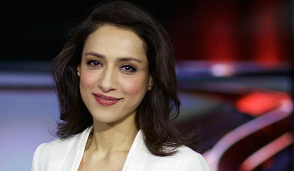 BOKAKTUELL: TV 2s nyhetsanker Mah-Rukh Ali er aktuell med boka «Trusselen fra IS». Foto: TV 2
