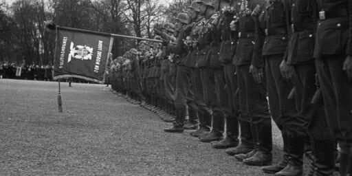 image: En av fire norske SS-soldater var fra Oslo