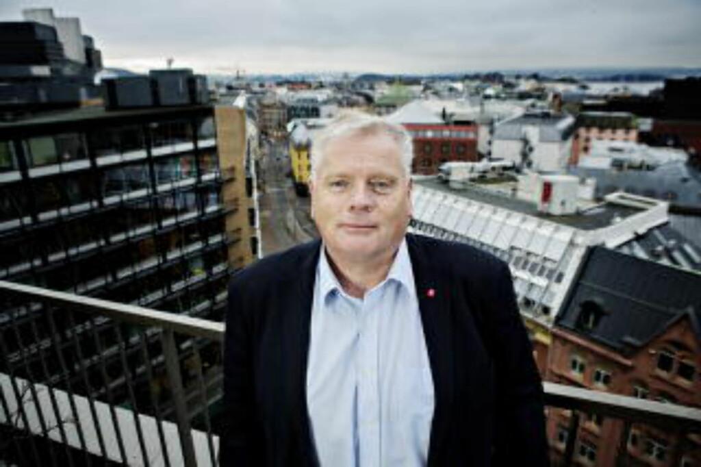 TAPER MEST: Minstepensjonistene kommer dårligst ut, mener Jan Davidsen, leder i Pensjonistforbundet. Foto: Nina Hansen / Dagbladet