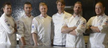 Disse seks kjemper om å bli Norges beste kokk