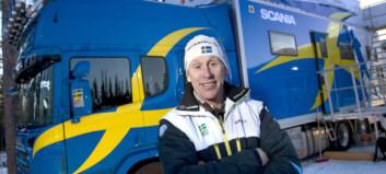 Svan håner finnene: - Jeg skal bygge meg en motor på ryggen, som Karlsson på taket