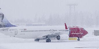 image: Passasjerer fra New York til Oslo Kjos-fast i flyet i flere timer