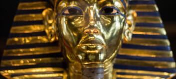 Da Tutankhamon mistet skjegget, gjorde de museumsansatte en stor feil
