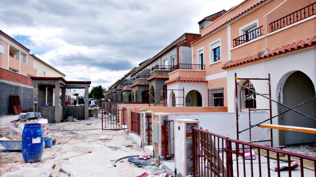 Feriehus i Spania:  Ved kjøp av eiendom i utlandet ligger ansvaret for å sjekke forhold ved boligen i all vesentlighet på kjøper, forteller advokat Terje Hensrud. Foto: Andrea Gjestvang/Dagbladet