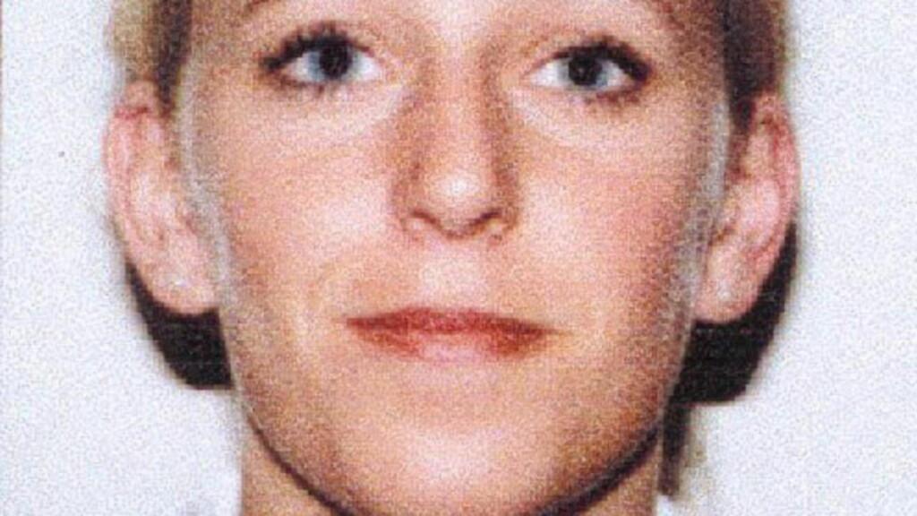 DREPT I 2000: Tina Jørgensen (20) fra Stavanger. Foto: Privat