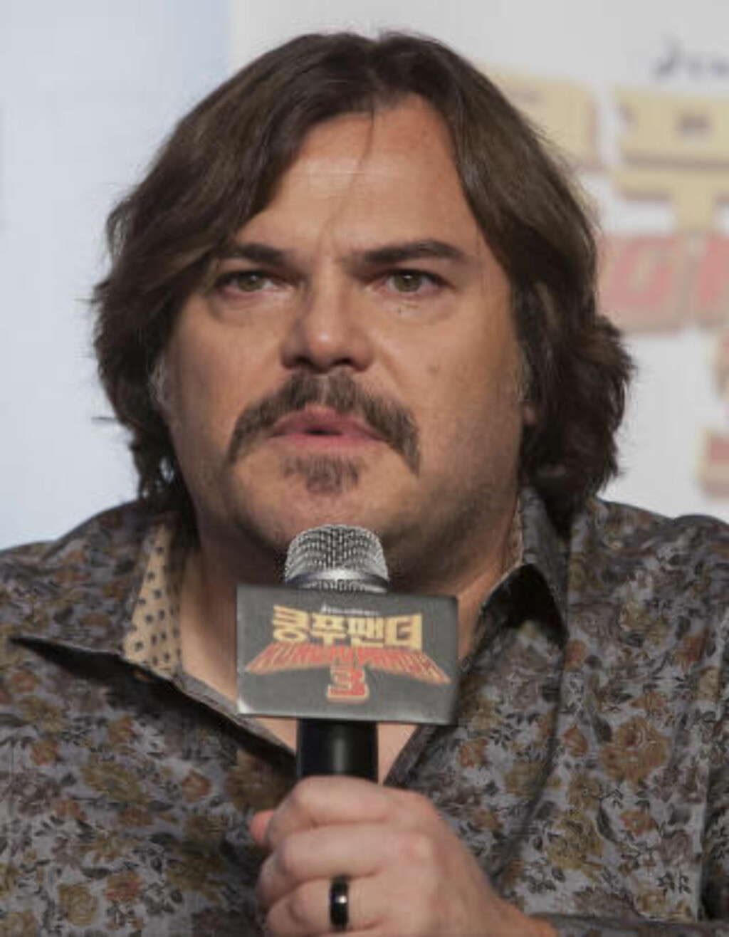 MOROMANN: Men også Jack Black har hatt en rolle i «The X-Files». Foto: Lee Young-ho