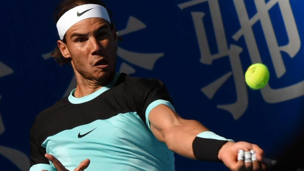 TIL FINALEN:  Rafael Nadal. Foto: AFP PHOTO / GOH CHAI HIN