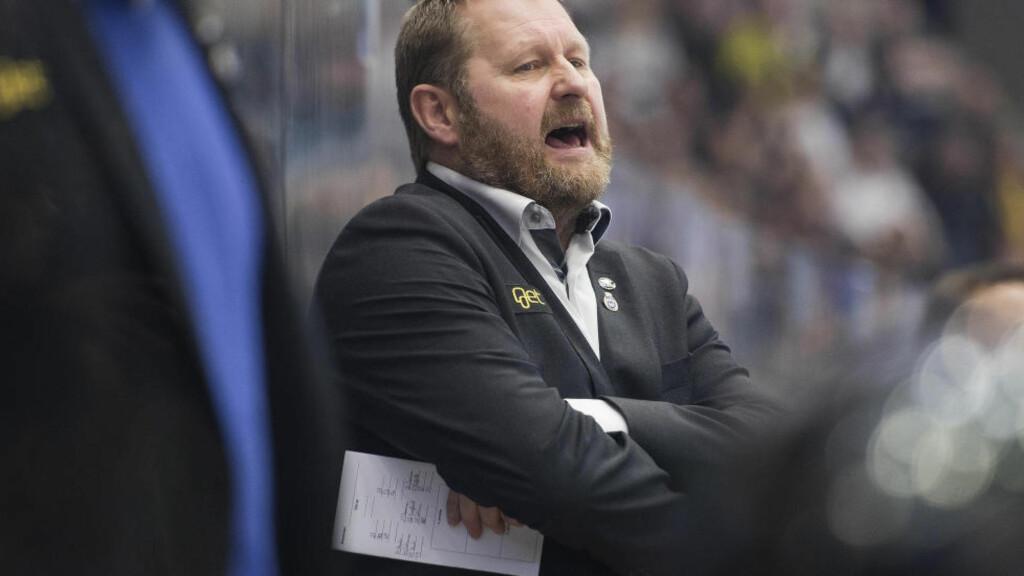STORSPILLER: Stavanger Oilers fortsetter å imponere i eliteserien i ishockey. Lørdag ble hardtsatsende Lørenskog slått med 6-2. Foto: Carina Johansen / NTB Scanpix