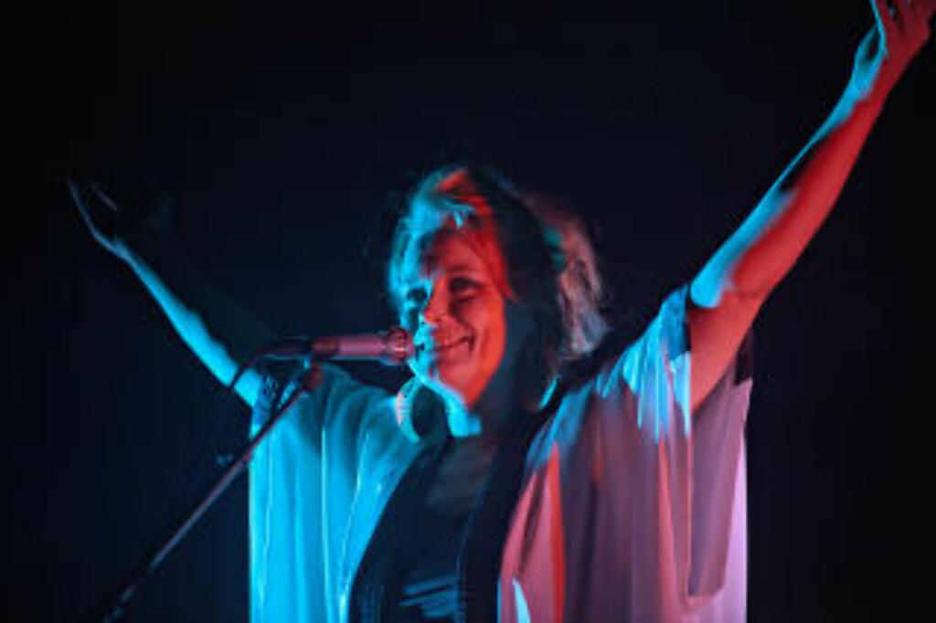 YDMYK ANE: Ane Brun fikk en fantastisk mottaklse da hun dro igang norgesturneen i Oslo lørdag kveld. Foto: Anders Grønneberg / Dagbladet