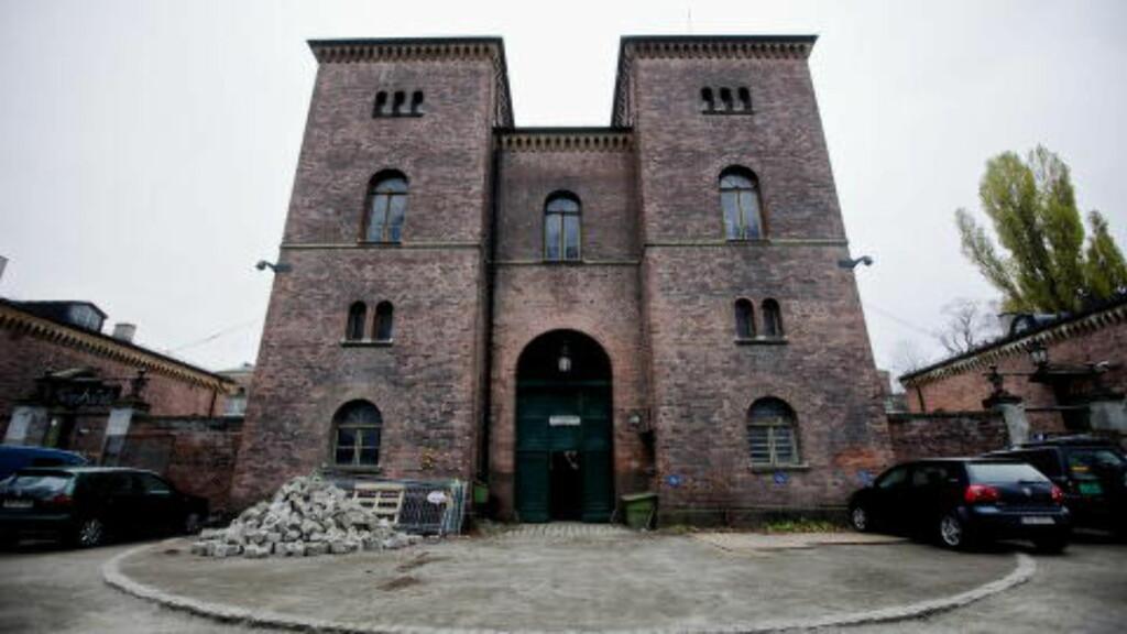 BOTSEN: Avdeling A er den eldste avdelingen i Oslo fengsel og er kjent som Botsen. Denne delen av fengselet sto klart i 1851. Foto: Gorm Kallestad / NTB scanpix.