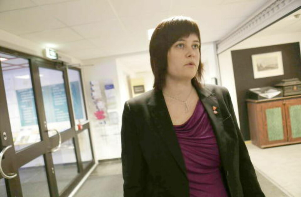 REAGERER: Vågå-ordfører Iselin Jonassen (Ap) reagerer sterkt på de fremmedfiendtlige ytringene. - Vi skal ha mangfold, slår hun fast. Foto: Torbjørn Katborg Grønning /  Dagbladet