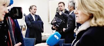 Solberg, Jensen og Olsen fikk støtte fra økonomene