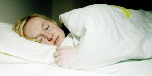image: Slik sover du deg frisk