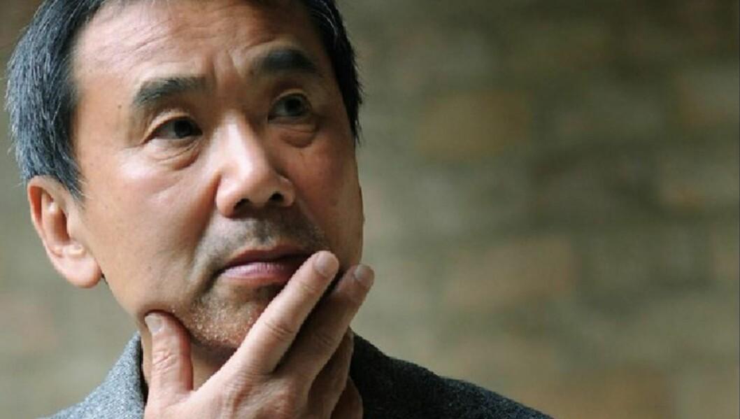 <strong>Produktiv forfatter:</strong> «Menn uten kvinner» er japanske Haruki Murakamis sekstende bok på norsk. Foto: NTB SCANPIX