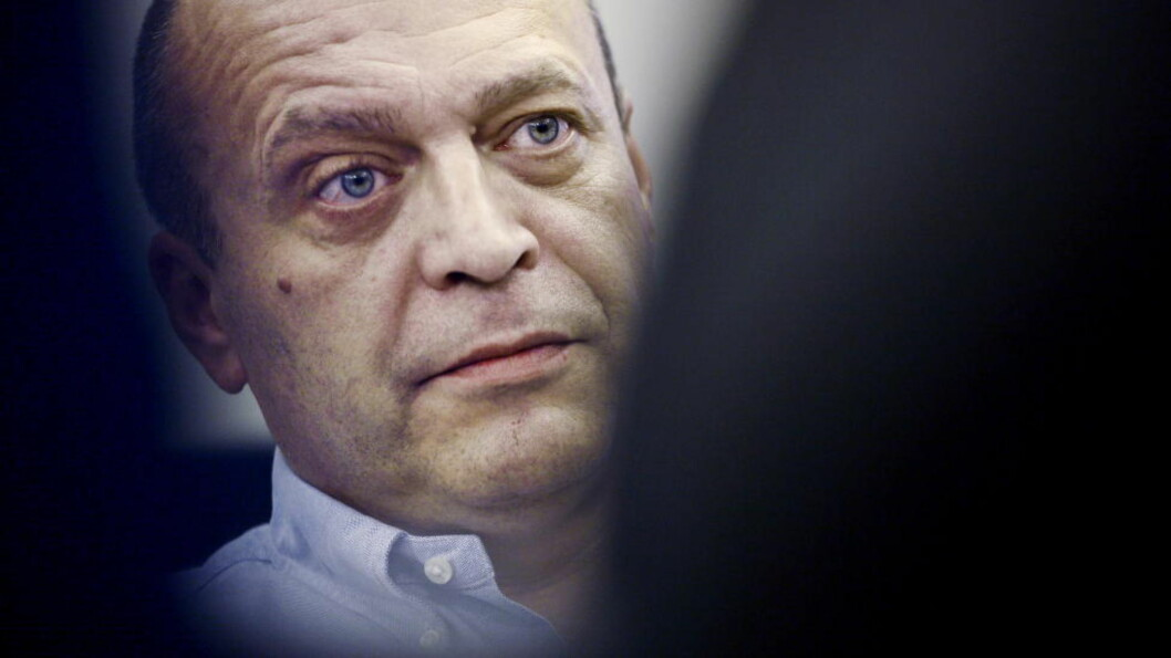 CAPPELENS HJELPERE: Retten har nå lagt ned sin påstand om hvor lenge de ønsker å holde Gjermund Cappelens medhjelpere i fengsel. Foto: Benjamin A. Ward / Dagbladet