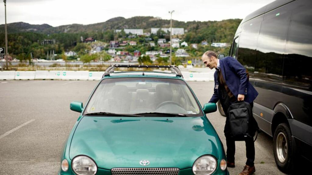 ØKONOMI: Adm. dir. Tor Brekke i Hero Norge tror på en omsetningsvekst på over 35 prosent i år. Foto: Iván Kverme / Finansavisen