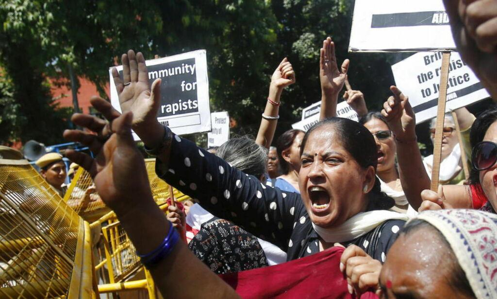 image: India rystes av nok en voldtekt: Jente (4) bitt, mishandlet og voldtatt
