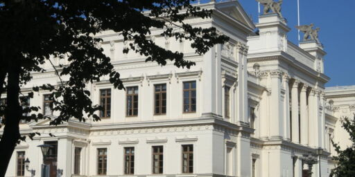 image: Trusler mot svensk universitet og skole