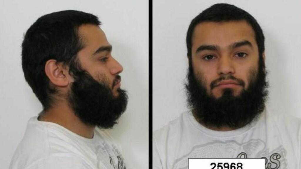 ETTERLYST: Bastian Vasquez har vært etterlyst internasjonalt, via Interpol. Foto: Interpol