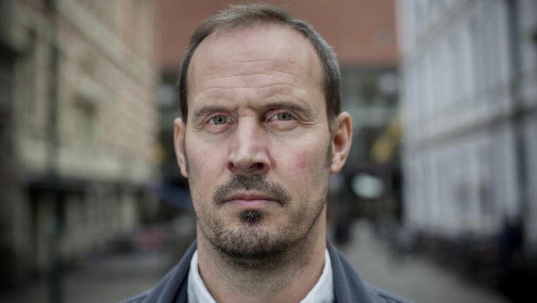 UTE MED BOK: Bjørn Olav Jahr lanserer «Hvem drepte Birgitte Tengs?» denne uka. Foto: Tomm W. Christiansen / Dagbladet