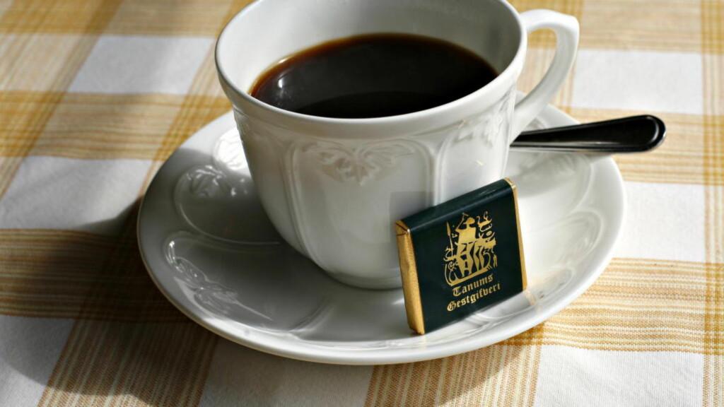 GODT OG SUNT: En kopp med kaffe kan gjøre underverker, hevder forskere ved Universitetet i Uppsala.Foto: OLE C. H. THOMASSEN / Dagbladet