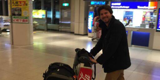 image: Norges hoppere kom til Japan med ny sjef