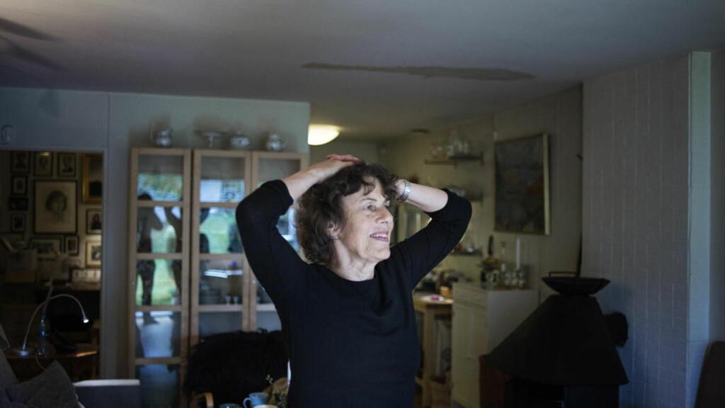 PARKINSON:  Sykdom veltet om på Liv Køltzows (forfatter)liv. Etter tretten år er hun klar med ny roman, om identitetstap og begjær i parkinsons kjølvann. Foto: Benjamin A. Ward / Dagbladet