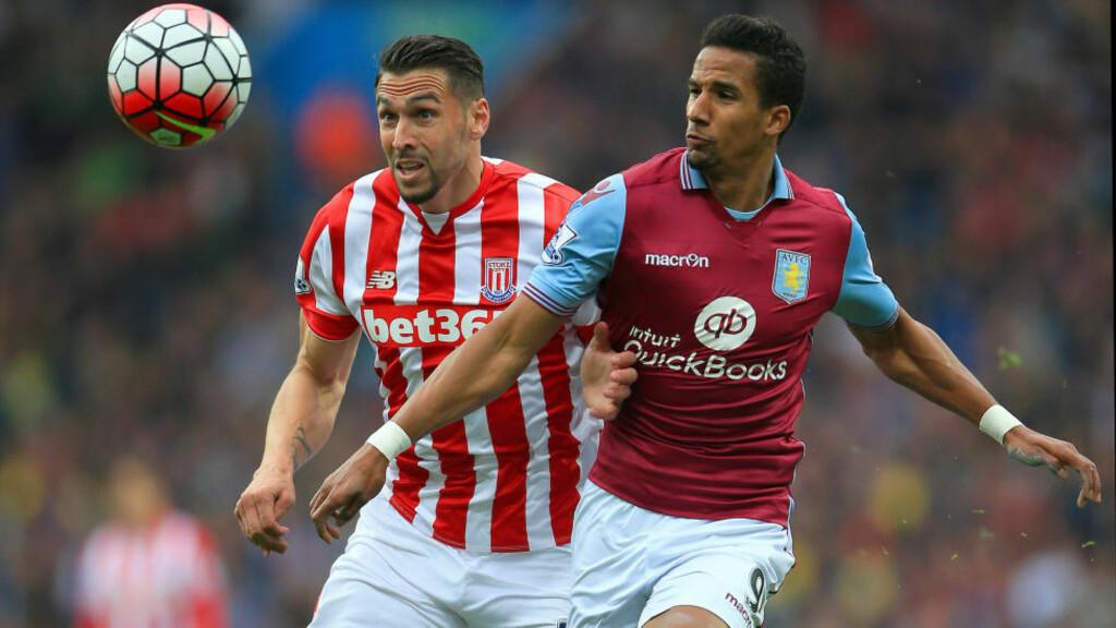 INGEN PANIKK: Aston Villa har tatt ett poeng på de siste sju kampene og ligger på nedrykksplass i Premier League, men er gode nok til å kjempe seg ut av uføret, sier Scott Sinclair.