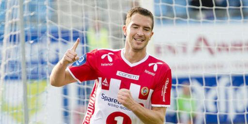 image: Johansen og Nordby forlenger med Tromsø