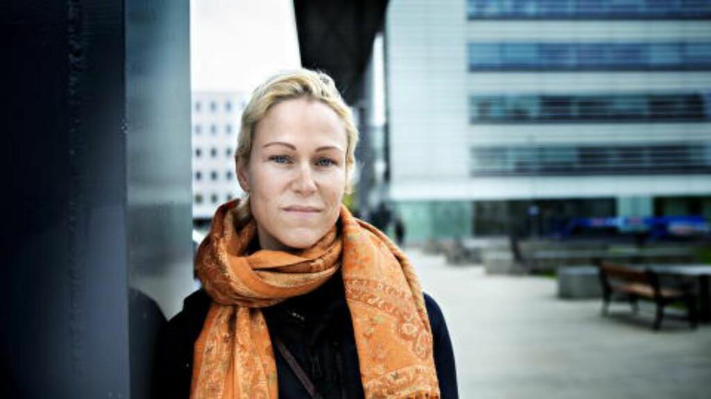 KJEMPER MOT NAV: Nav var ikke mye til hjelp da Marianne Nøttum fikk påvist brystkreft i mars 2014. Foto: Nina Hansen