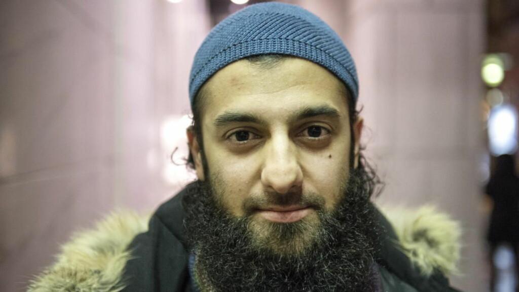 SIKTET: Ubaydullah Hussain er siktet for rekruttering til terror. Foto: Øistein Norum Monsen / DAGBLADET