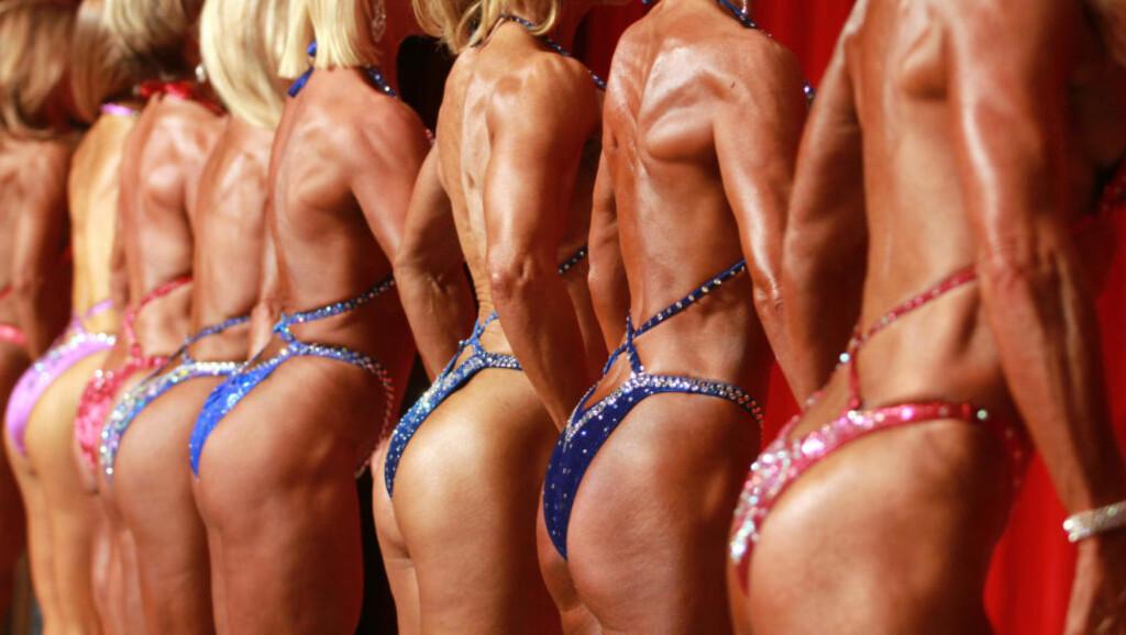 FØRSTE GANG PÅ 20 ÅR: I februar ble det for første gang på rundt tjue år tatt dopingprøver av deltakerne ved NM i fitness og kroppsbygning, som gikk av stabelen på Chateau Neuf i Oslo 26. og 27. februar. Illustrasjonsfoto: Carline Jean/SF Sun Sentinel/Polaris
