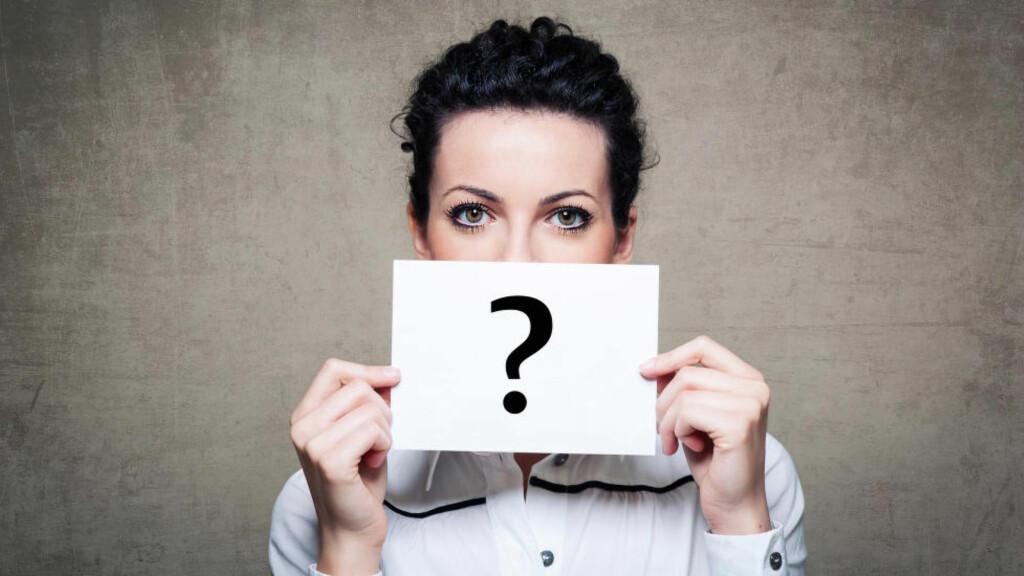 Snakketøyet: Forskere mener at språklige signaler er mer pålitelige enn kroppslige når det kommer til å avsløre løgner. Foto: NTB Scanpix