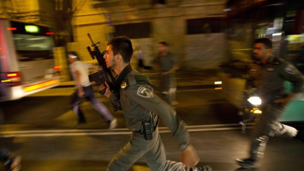 KRISEMØTE FNs sikkerhetsråd samles fredag til et krisemøte om den økende volden mellom Israel og palestinerne. Foto: AP